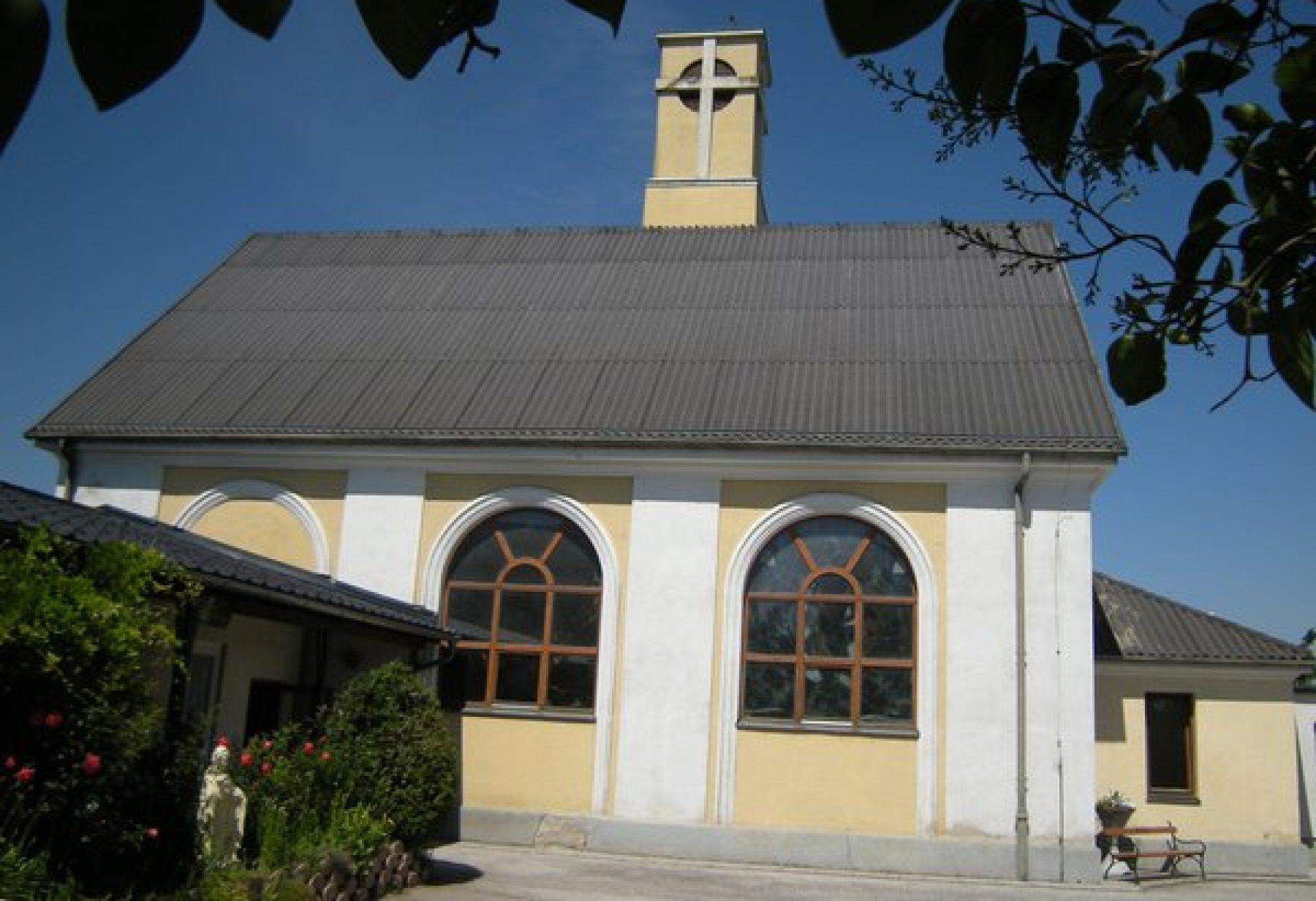 Pfarre St. Anton am Flugfeld